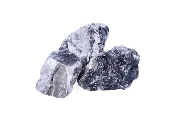 Alpin grau Gabionensteine, 60-90 mm - Muster ca. 1 kg (inkl. *10 € Gutschein)