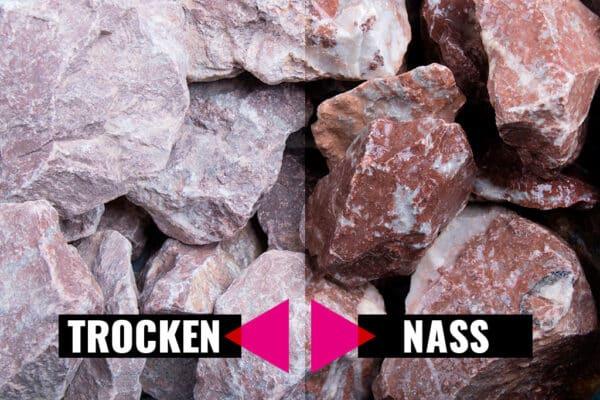 Classic Rocks Steinschlag, 40-60 mm - Muster ca. 1 kg (inkl. *10 € Gutschein)