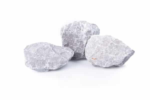 Franz.Creme Gabionensteine, 60-100 mm - Muster ca. 1 kg (inkl. *10 € Gutschein)