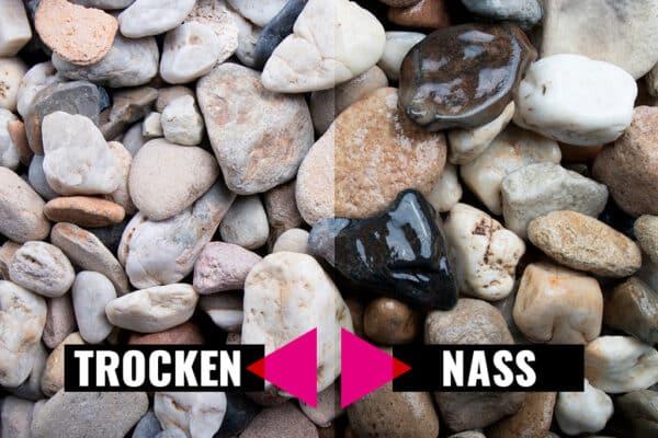 Kieselsteine, 16-32 mm - Muster ca. 1 kg (inkl. *10 € Gutschein)