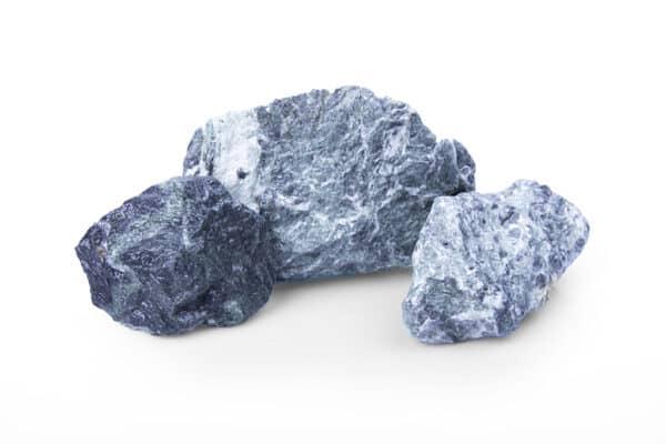 Marmor Grün Gabionensteine, 80-150 mm - Muster ca. 1 kg (inkl. *10 € Gutschein)