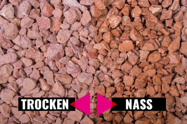 Rosso Verona, 8-12 mm - Muster ca. 1 kg (inkl. *10 € Gutschein)