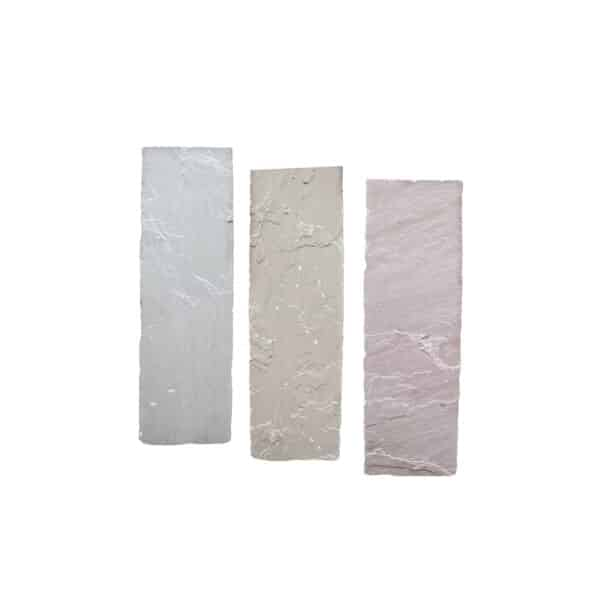 """Sandstein Sichtschutzplatten """"Merano"""", 2,20 x 0,50 m"""